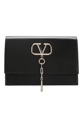 Женская сумка valentino garavani vcase VALENTINO черного цвета, арт. SW2B0E60/XSZ | Фото 1