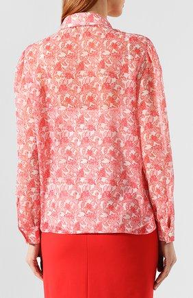 Шелковая блузка | Фото №4