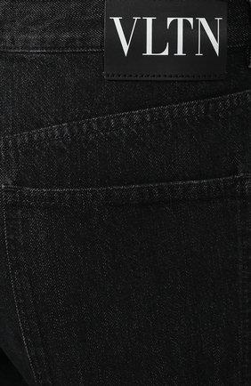Джинсы Valentino черные   Фото №5