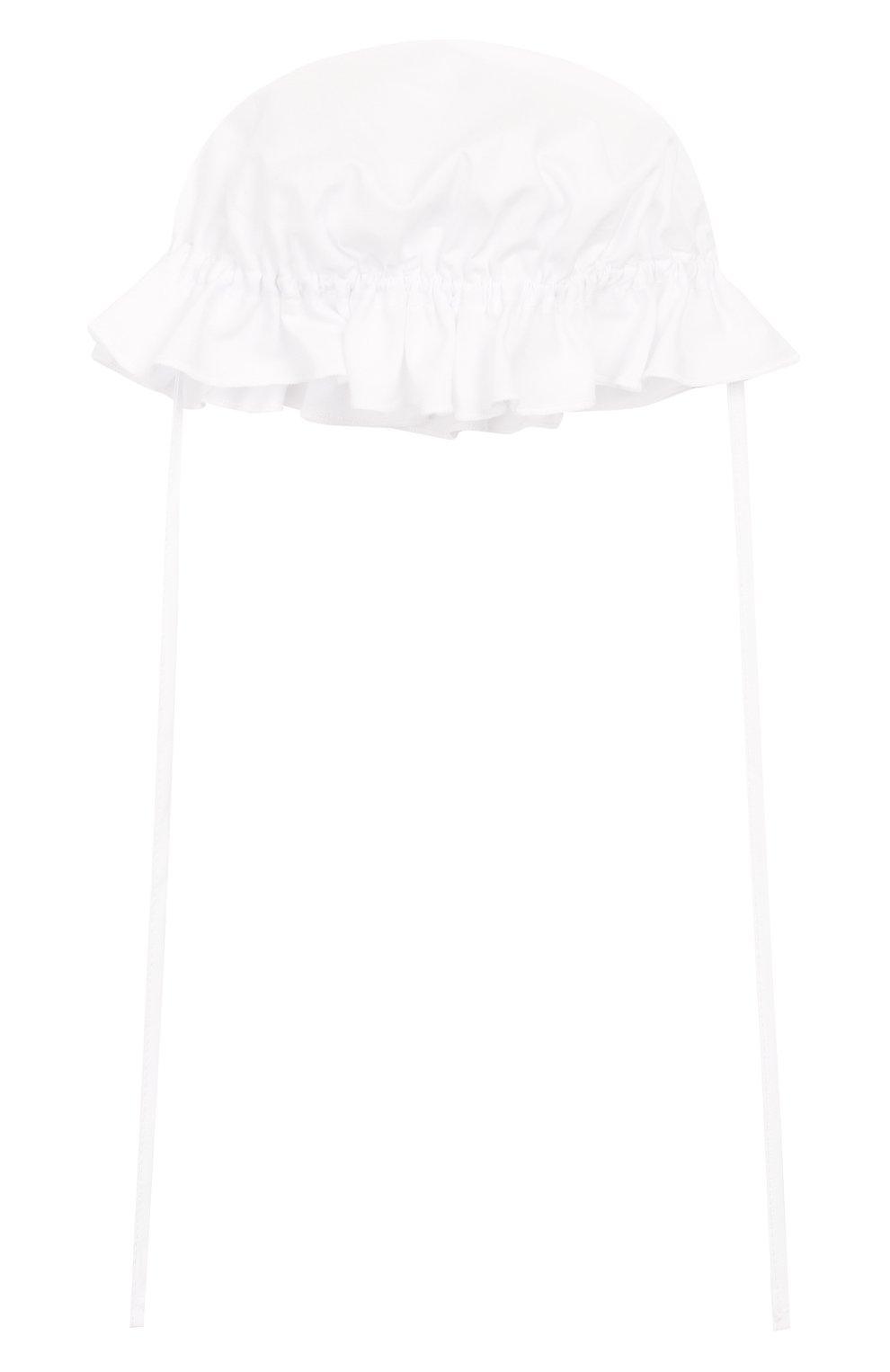 Детского комплект из 6-ти предметов ANGEL WINGS белого цвета, арт. EXC1388 | Фото 8