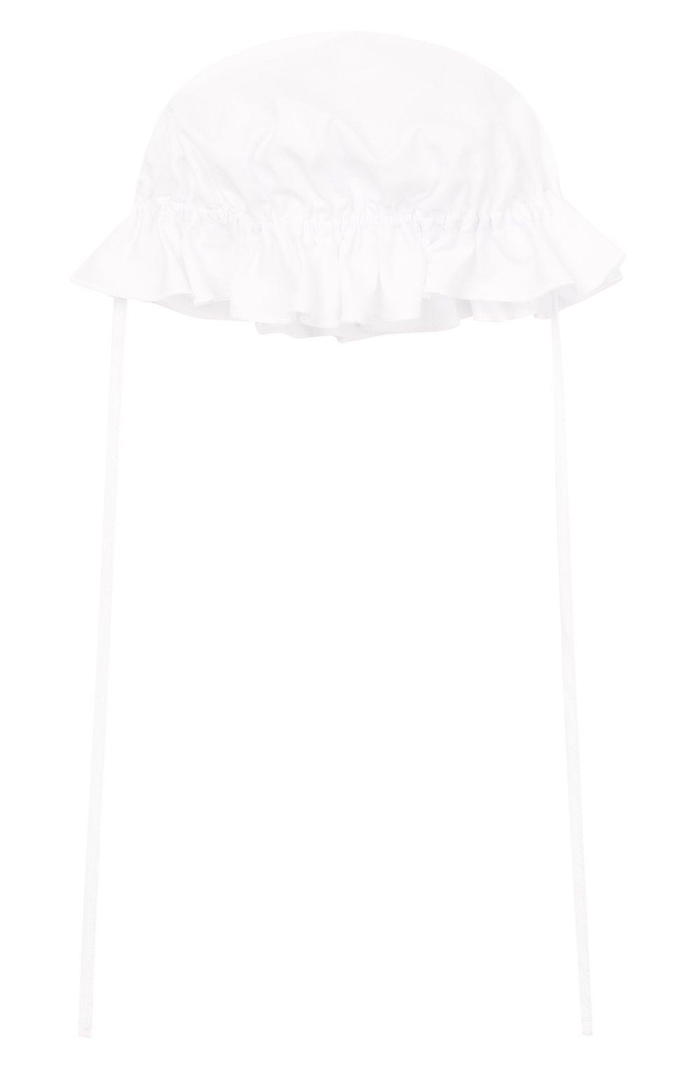 Детского комплект из 6-ти предметов ANGEL WINGS белого цвета, арт. EXC1388 | Фото 9