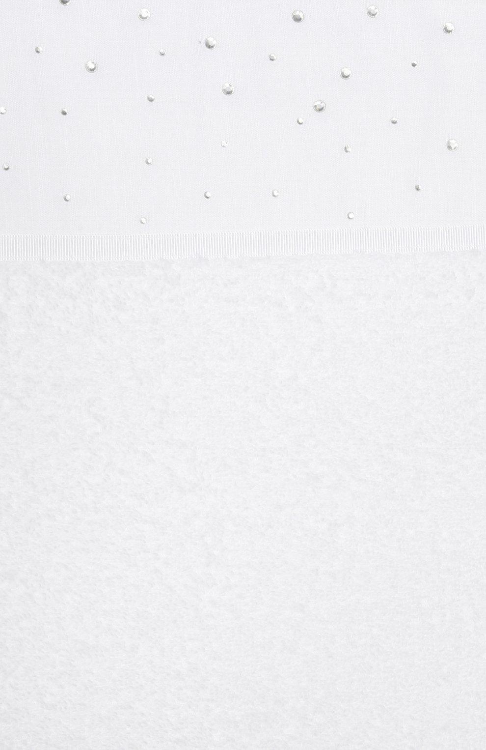 Детского комплект из 6-ти предметов ANGEL WINGS белого цвета, арт. LUX1398 | Фото 3
