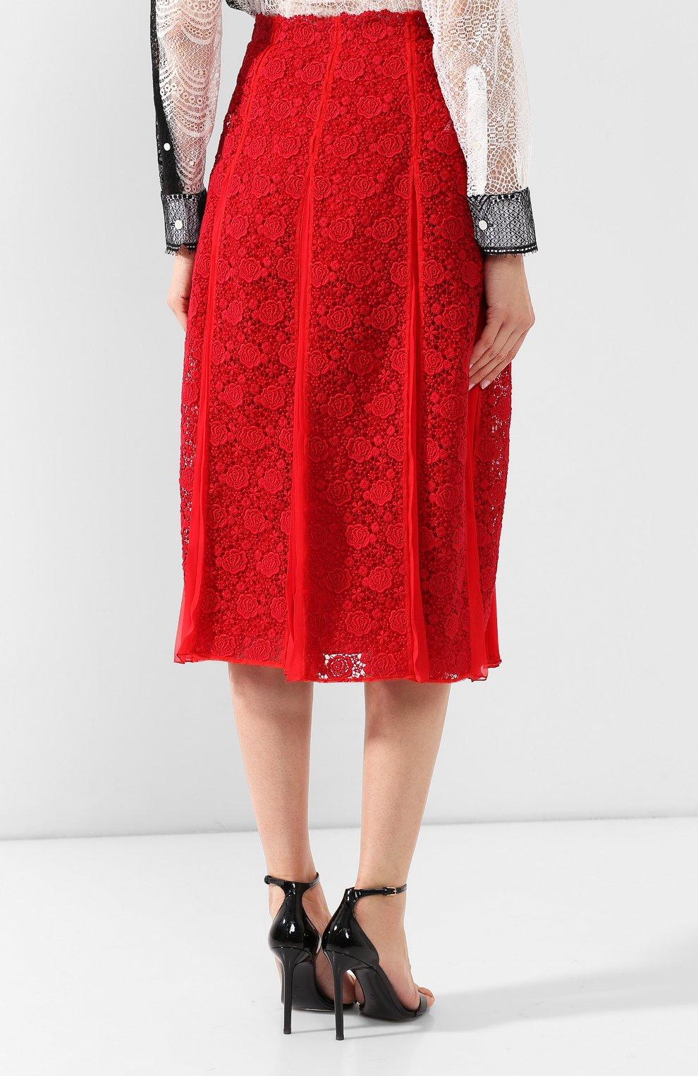 Шелковая юбка   Фото №4