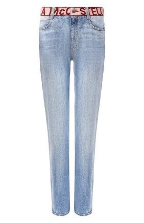 Джинсы Stella McCartney синие | Фото №1