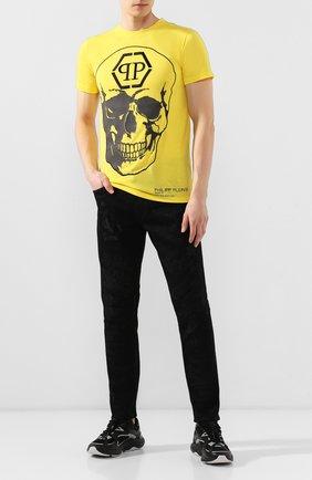 Мужские джинсы RALPH LAUREN черного цвета, арт. 790738328 | Фото 2