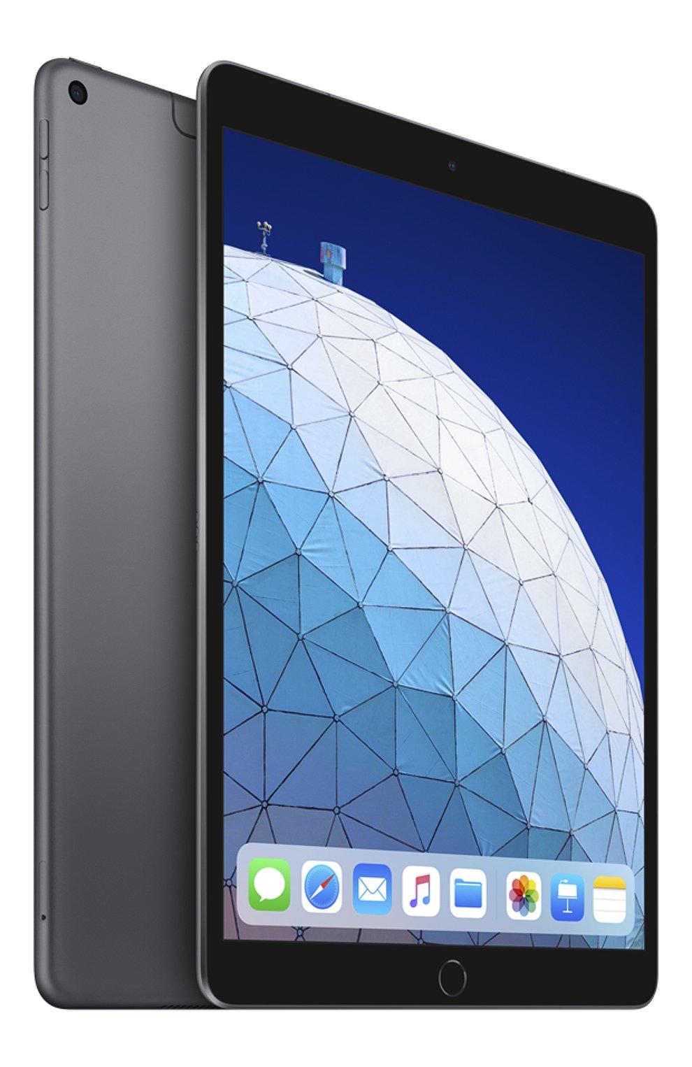 "iPadAir 10.5""Air Wi-Fi + Cellular 256GB Space Gray | Фото №1"