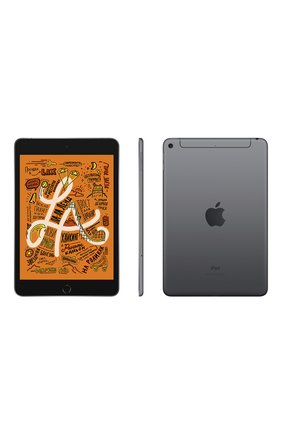 Мужской ipad mini wi-fi + cellular 64gb space gray APPLE  space gray цвета, арт. MUX52RU/A | Фото 2
