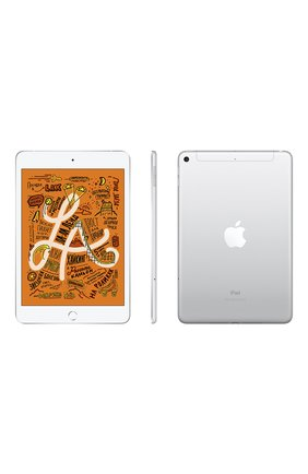 Ipad mini wi-fi + cellular 256gb silver APPLE  silver цвета, арт. MUXD2RU/A | Фото 2