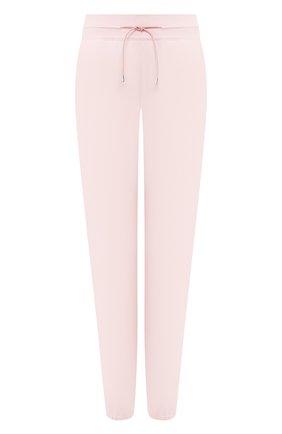 Женские шерстяные брюки LORO PIANA розового цвета, арт. FAG2441   Фото 1