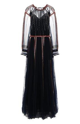 Платье-макси   Фото №1