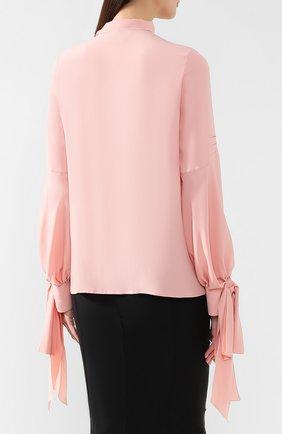 Блузка No. 21 розовая | Фото №4