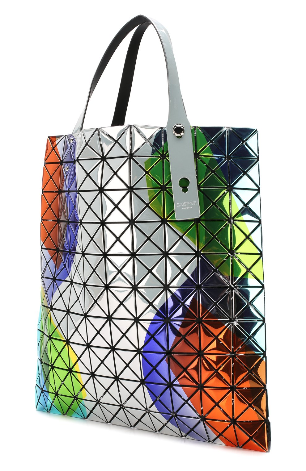 Сумка-тоут Prism Bao Bao ISSEY MIYAKE разноцветная цвета | Фото №3