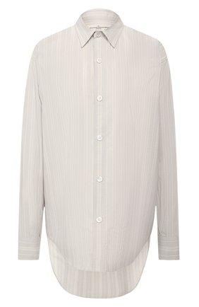 Рубашка из смеси шелка и вискозы | Фото №1