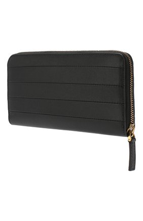 Женские кожаный кошелек valentino garavani VALENTINO черного цвета, арт. SW2P0645/XWQ | Фото 2
