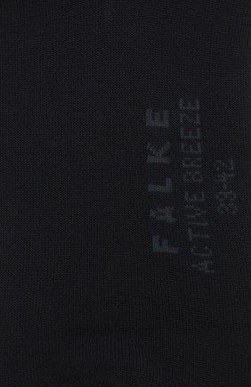Женские носки breeze so FALKE черного цвета, арт. 46125_1_ | Фото 2