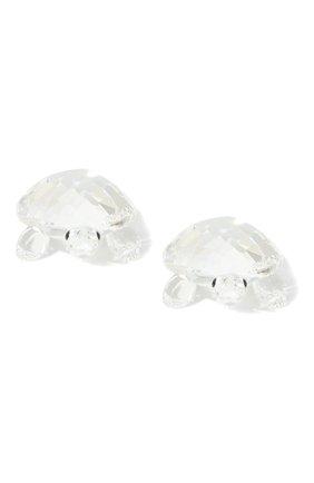 Мужского комплект из 2-х фигурок baby tortoises SWAROVSKI прозрачного цвета, арт. 5394564 | Фото 2