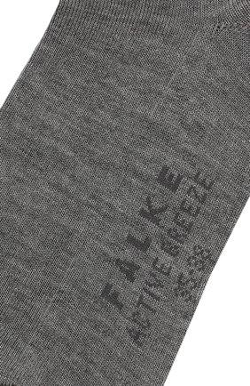 Женские носки breeze so FALKE серого цвета, арт. 46125_1_ | Фото 2