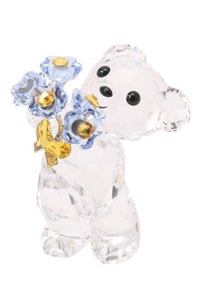 Мужского фигурка kris bear SWAROVSKI прозрачного цвета, арт. 5427993 | Фото 1