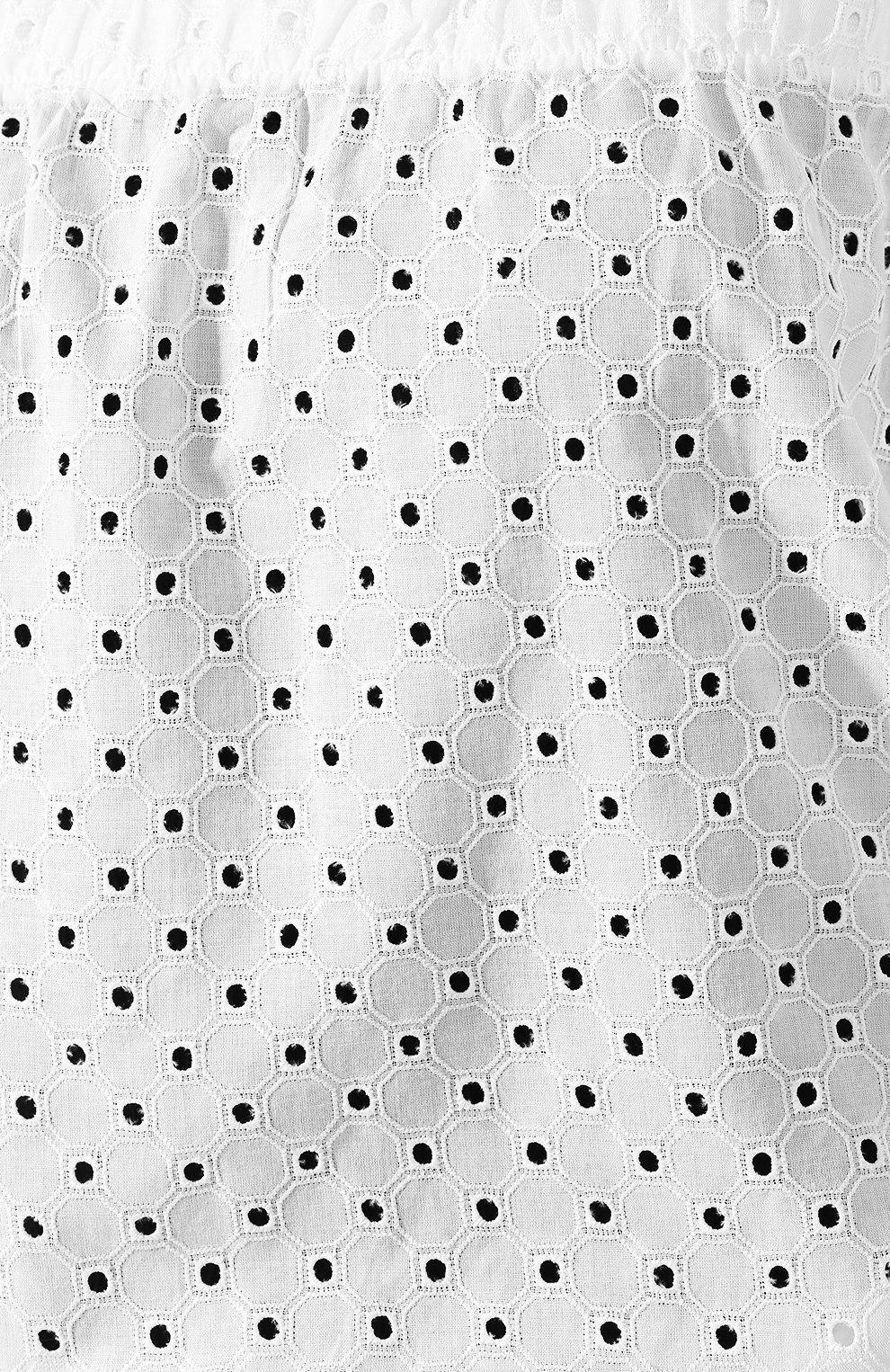 Хлопковый комбинезон | Фото №5