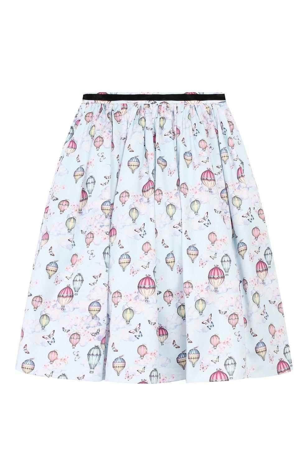 Хлопковая юбка   Фото №1
