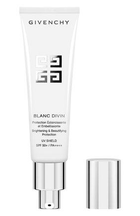 Средство для сияния лица и защиты от UV лучей Blanc Divin SPF50+ | Фото №1