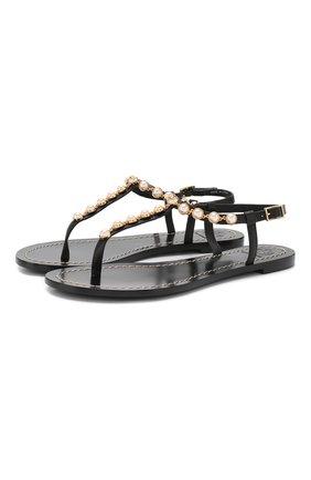 Кожаные сандалии Emmy  | Фото №1
