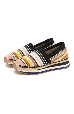 Текстильные кроссовки Daisy  | Фото №1