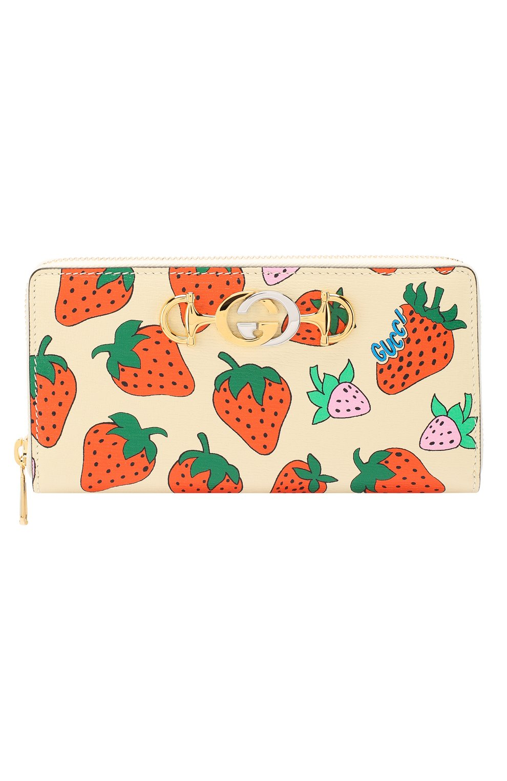 Кожаный кошелек Gucci Zumi   Фото №1