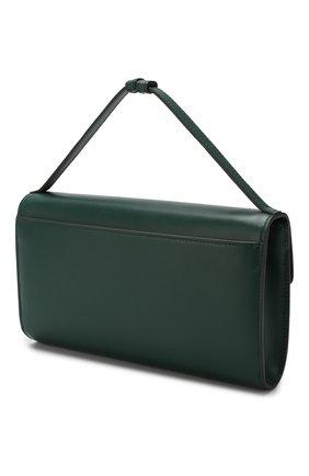 Сумка Gucci Zumi small Gucci зеленая цвета   Фото №3