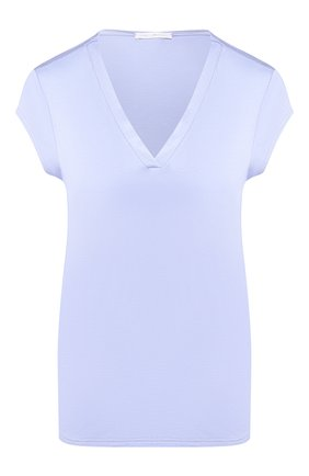 Женская футболка MEY сиреневого цвета, арт. 16_079_570 | Фото 1