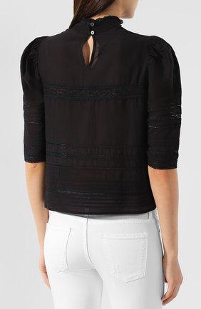 Хлопковая блузка   Фото №4