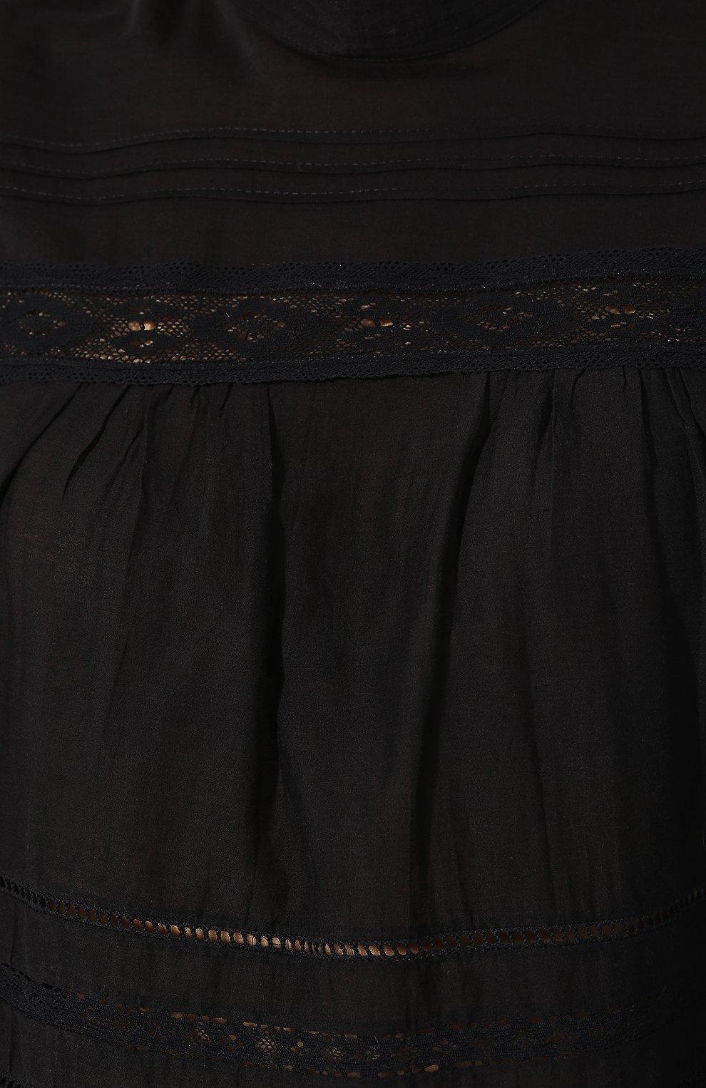 Хлопковая блузка   Фото №5