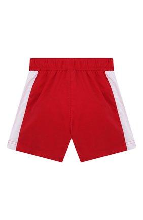 Детские плавки-шорты Givenchy красного цвета | Фото №2