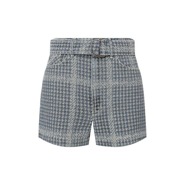 Хлопковые шорты GRLFRND