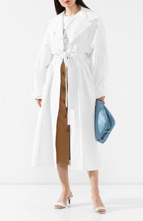 Льняное пальто | Фото №2