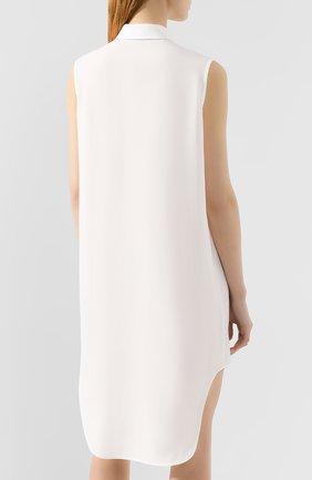 Мини-платье Givenchy белое | Фото №4