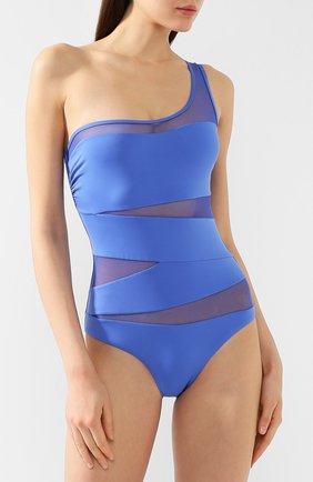 Женский слитный купальник NATAYAKIM голубого цвета, арт. NY-017/19 | Фото 2