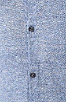 Льняная рубашка   Фото №5