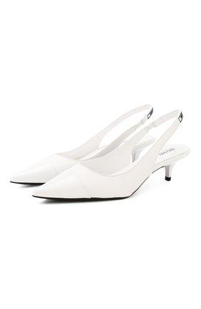 Кожаные туфли Demi | Фото №1