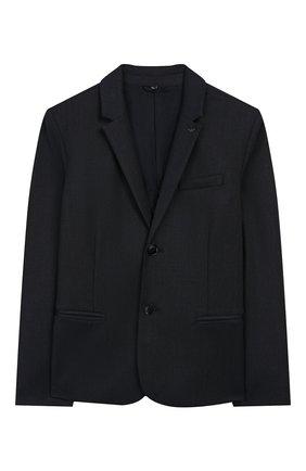 Пиджак на двух пуговицах | Фото №1