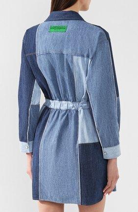 Джинсовое платье   Фото №4
