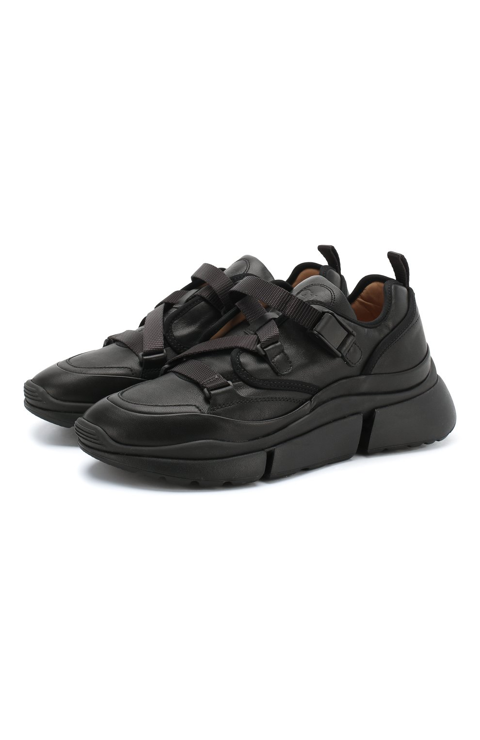 Комбинированные кроссовки Sonnie   Фото №1