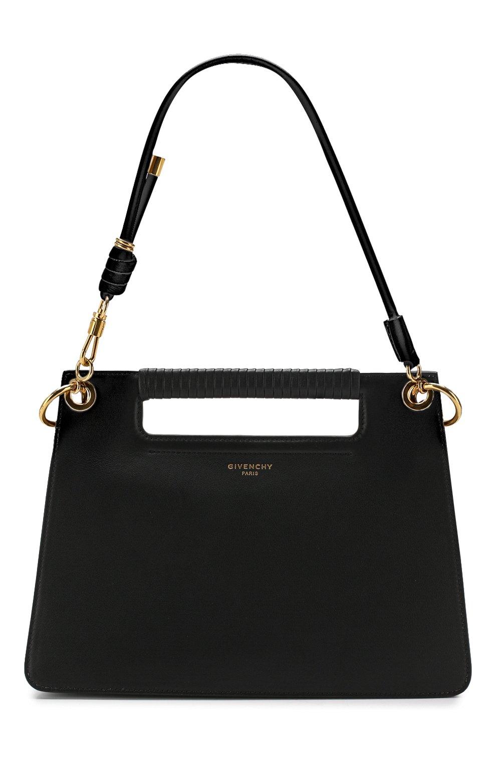 852fad012824 Женская сумка whip medium GIVENCHY черная цвета — купить за 133500 ...