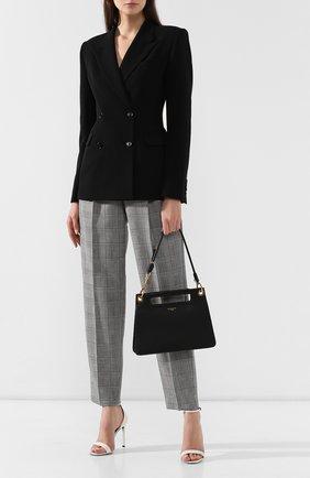 Женская сумка whip medium GIVENCHY черного цвета, арт. BB508FB0GV | Фото 2