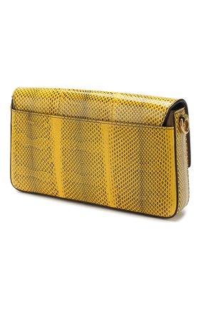 Сумка Charm Givenchy желтая цвета | Фото №3