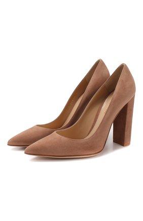 Замшевые туфли Piper 105 | Фото №1