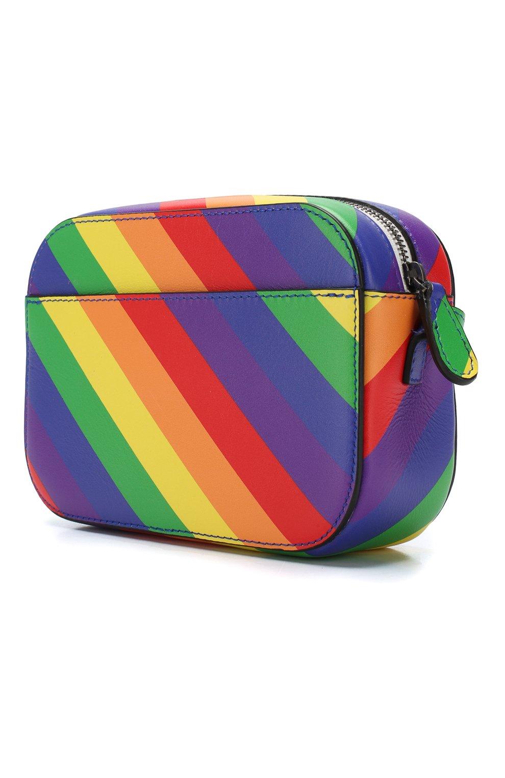 Сумка Ville Camera XS Balenciaga разноцветная цвета | Фото №3
