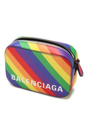 Сумка Ville Camera XS Balenciaga разноцветная цвета | Фото №4