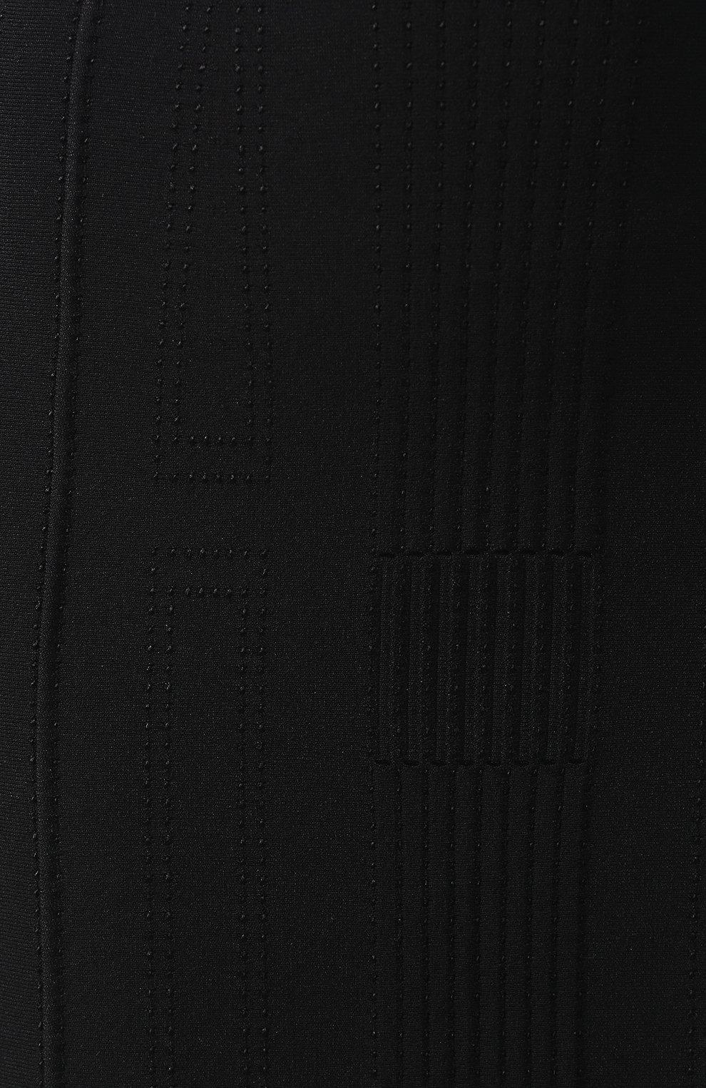 Юбка из смеси вискозы и шелка | Фото №5