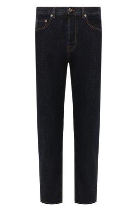 Мужские джинсы VALENTINO темно-синего цвета, арт. SV3DE00M5CG | Фото 1